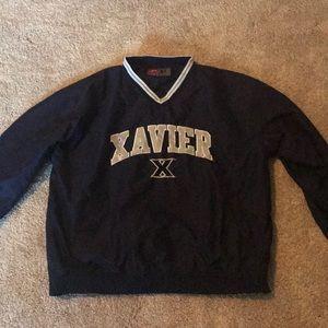 Xavier Musketeers Windbreaker